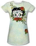Juniors: Betty Boop - Sugar Boop Shirts