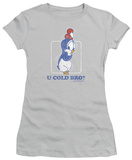 Juniors: Chilly Willy - U Cold Bro Shirt