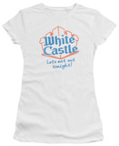 Juniors: White Castle - Lets Eat T-shirts
