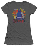Juniors: DC Comics - Darkseid Stars T-Shirt