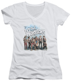 Juniors: The Warriors - Amusement V-Neck Womens V-Necks