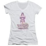 Juniors: Xena: Warrior Princess - Stand V-Neck Shirt