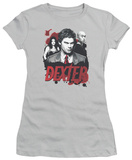 Juniors: Dexter - Bloody Trio T-Shirt