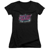 Juniors: Zoolander - Ridiculously Good Looking V-Neck Womens V-Necks