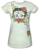 Juniors: Betty Boop - Sugar Boop Shirt