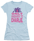 Juniors: Charlie's Angels - Answer T-shirts