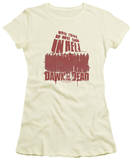 Juniors: Dawn Of The Dead - No More Room T-shirts