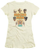 Juniors: The Village People - Heads T-shirts