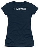 Juniors: Big Miracle - Logo Shirt