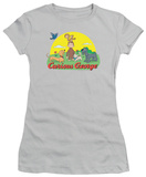 Juniors: Curious George - Sunny Friends T-Shirt