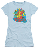 Juniors: DC Comics - Red Tornado Stars T-shirts