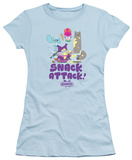 Juniors: Chowder - Snack Attack T-shirts