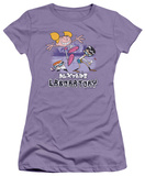 Juniors: Dexter's Laboratory - Cutting In T-Shirt