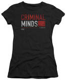 Juniors: Criminal Minds - Title Card T-shirts