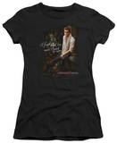 Juniors: The Vampire Diaries - I Used To Care T-shirts