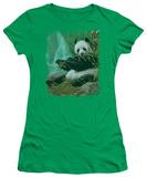 Juniors: Wildlife - Citizen Of Heaven On Earth T-Shirt
