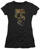 Juniors: Clash Of The Titans - Medusa Head T-shirts
