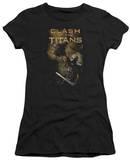 Juniors: Clash Of The Titans - Medusa Head T-shirts