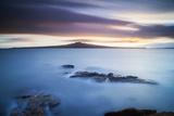 Rangitoto Pre-Dawn from North Head, Devonport Photographic Print by Robin Bush