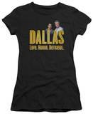Juniors: Dallas - Logo T-shirts