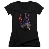 Juniors: Farscape - Criminally Epic V-Neck T-shirts