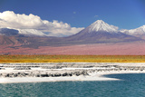 Volcan Licancabur Photographic Print by Leonid Plotkin