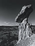 Balancing Rock, New Mexico, USA Photographic Print by Chris Simpson