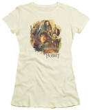 Juniors: The Hobbit: The Desolation of Smaug - Collage T-shirts