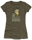 Juniors: Ed, Edd n Eddy - Brain Dead Ed Shirts