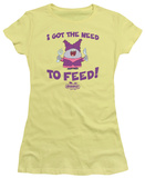 Juniors: Chowder - The Need Shirt