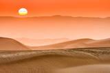 Sunrise in Taklamakan Desert, Xinjiang China Photographic Print by Feng Wei Photography