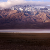 Panamint Range and Badwater Basin Photographic Print by  JoSon
