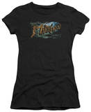 Juniors: The Hobbit: The Desolation of Smaug - Greetings From Mirkwood T-Shirt