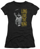Juniors: Elvis Presley - Long Live The King T-shirts