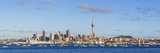 Auckland City Skyline & Waitemata Harbour Photographic Print by Doug Pearson