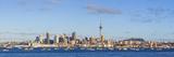 Auckland City Skyline & Waitemata Harbour Photographic Print by Doug Pearson