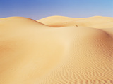 Sand Dunes Photographic Print by Digital Vision