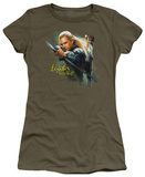 Juniors: The Hobbit - Legolas Greenleaf T-shirts