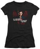 Juniors: Dexter - Good Bad T-shirts