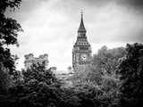 View of St James's Park with Big Ben - London - UK - England - United Kingdom - Europe Photographic Print by Philippe Hugonnard