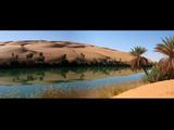 Umm-Al-Maa, Oasis, Libyan Sahara. Photographic Print by Joe & Clair Carnegie / Libyan Soup