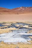Atacama Desert Photographic Print by Nicolas de Camaret