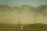 Sand Storm Photographic Print by by Philippe Reichert