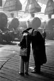 Train Depot Photographic Print by Thurston Hopkins