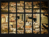 Window View - Cityscape of Queens with the Silvercup Studios - New York City Photographic Print by Philippe Hugonnard