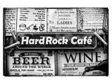 Beer and Wine Antique Enamelled Signs - Postcode Area Signs - Wall Signs - Notting Hill - London Photographic Print by Philippe Hugonnard
