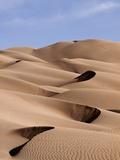 Dunes in Ica Desert - Perº Photographic Print