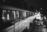 Night Train Photographic Print by foto by Chandler Chou
