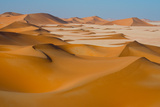 Rub Al-Khali (Empty Quarter) Photographic Print by All Rights Reserved for Ahmed Al-Shukaili