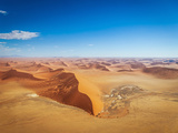 Namib Desert Photographic Print by Alexander Hafemann